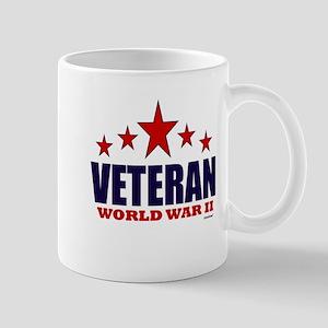 Veteran World War II Mug