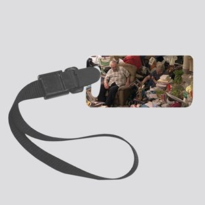 Hoarders Small Luggage Tag