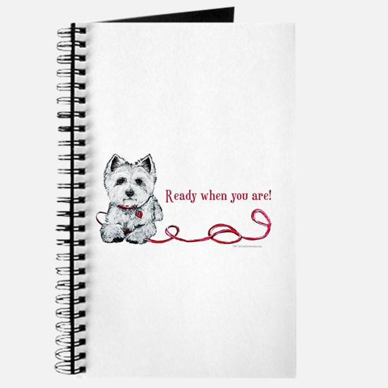 Westhighland White Terrier Re Journal