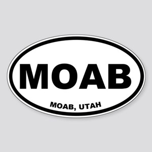 Moab Sticker