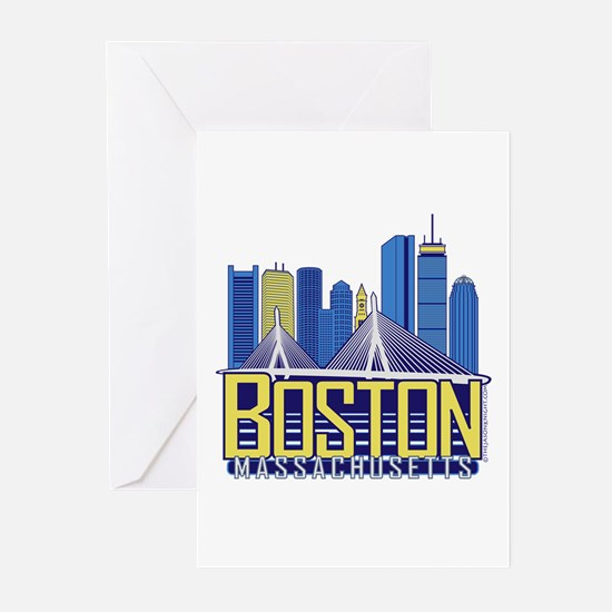 Boston Greeting Cards