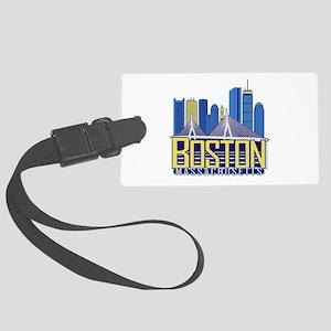 Boston Large Luggage Tag