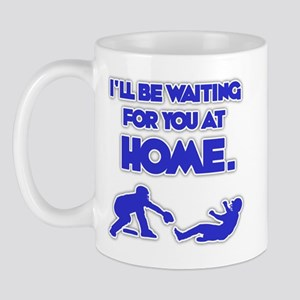 Waiting Mug Mugs