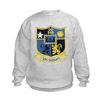 USS MANLEY Kids Sweatshirt