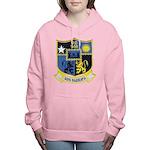 USS MANLEY Women's Hooded Sweatshirt