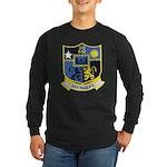 USS MANLEY Long Sleeve Dark T-Shirt