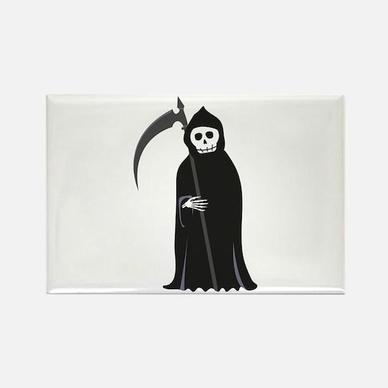 Grim Reaper Magnets