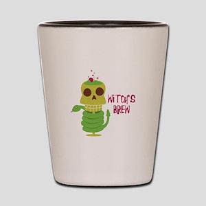 Witch's Brew Shot Glass