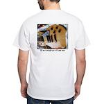 Rm300mac Natural Flame White T-Shirt