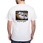 Rwg Elitewood Bass White T-Shirt