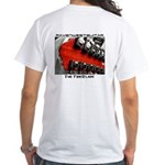 Front And Back Rm12 Rwg White T-Shirt