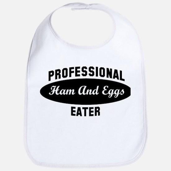 Pro Ham And Eggs eater Bib