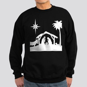 Nativity Scene Sweatshirt