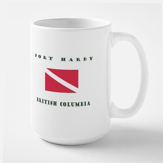 Port Hardy British Columbia Dive Mugs