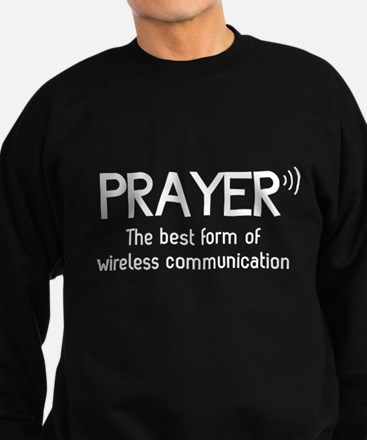 Prayer...The Best Form of Wireless Communication S