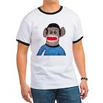 Spock Monkey Ringer T