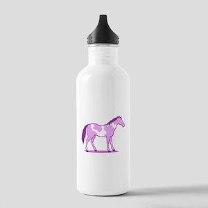 Purple Horse Sports Water Bottle