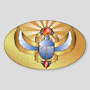 Beautiful scarab Sticker