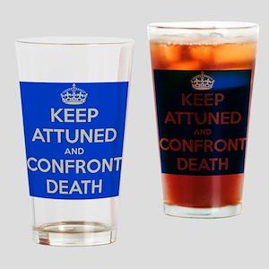 Keep Heideggerian Drinking Glass