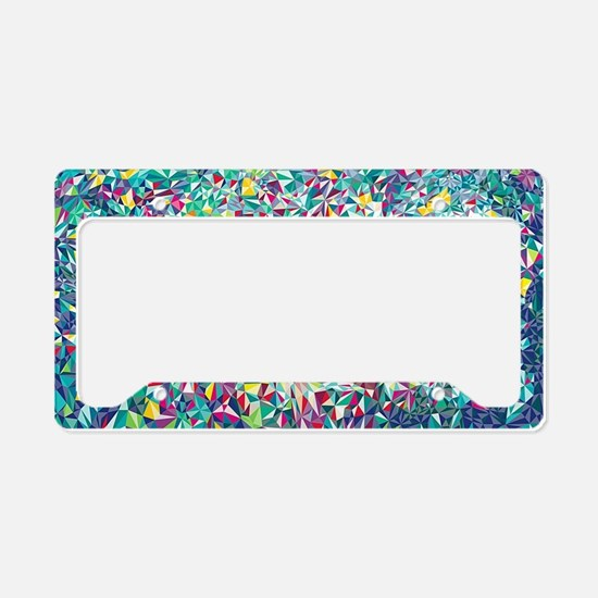 Cute Hearts License Plate Holder