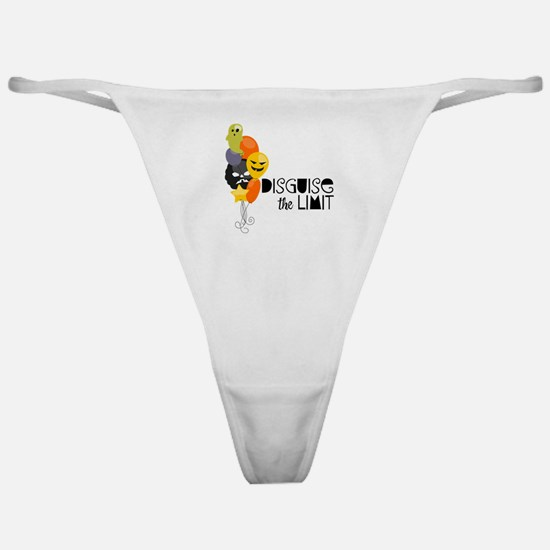 Disguisg The Limit Classic Thong
