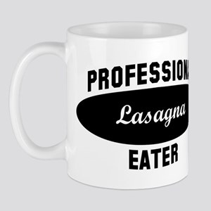 Pro Lasagna eater Mug