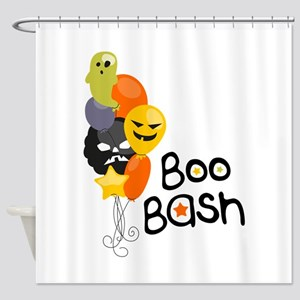 Boo Bash Shower Curtain