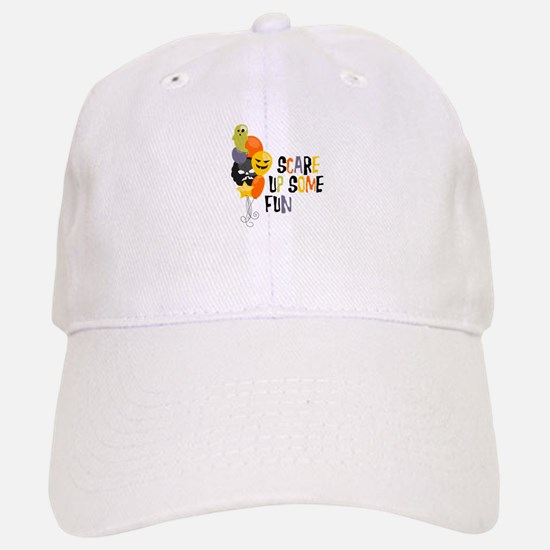 Scare Up Some Fun Baseball Baseball Baseball Cap