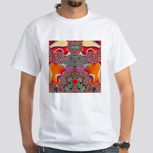 Red Meditation T-Shirt