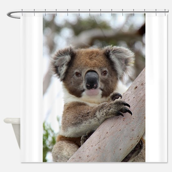 Unique Koala Shower Curtain