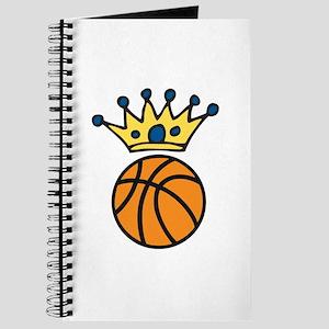 Crowned Basketball Journal
