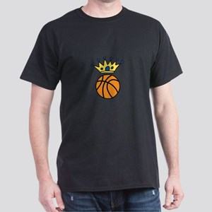 Crowned Basketball T-Shirt
