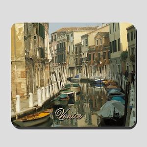 Venetian Canal Mousepad
