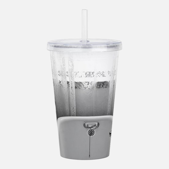 Acrylic Double-Wall Tumbler