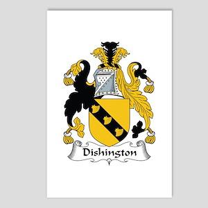 Dishington Postcards (Package of 8)