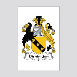 Dishington Mini Poster Print