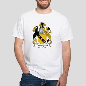 Dishington White T-Shirt