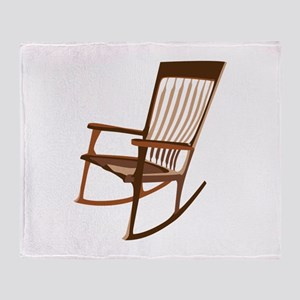 Rocking Chair Throw Blanket
