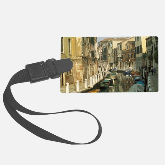Unique Venedig Luggage Tag