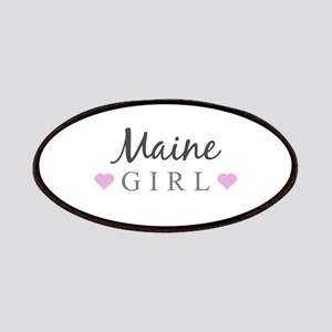 Maine Girl Patches