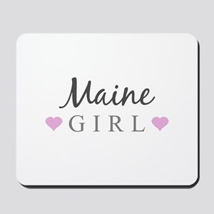 Maine Girl Mousepad
