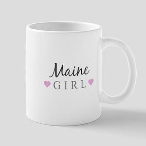 Maine Girl Mugs