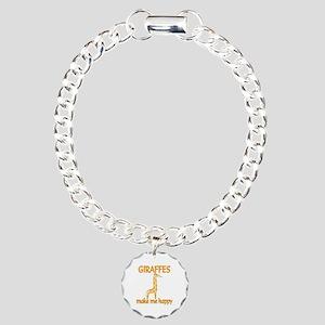 Giraffe Hy Charm Bracelet One