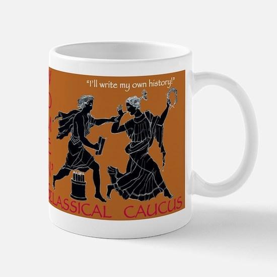 Women's Classical Caucus Mugs