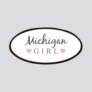 Michigan Girl Patches
