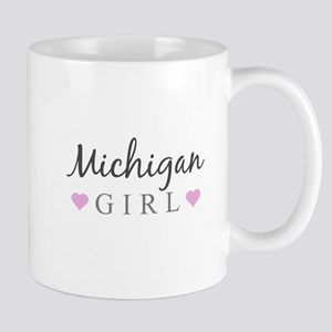Michigan Girl Mugs