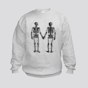 Skeletons Kids Sweatshirt