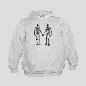 Skeletons Kids Hoodie