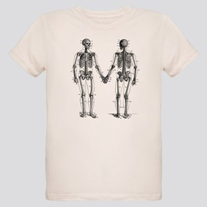 Skeletons Organic Kids T-Shirt
