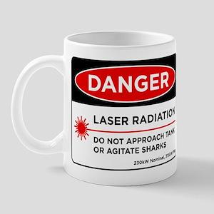 dangersign1 Mugs